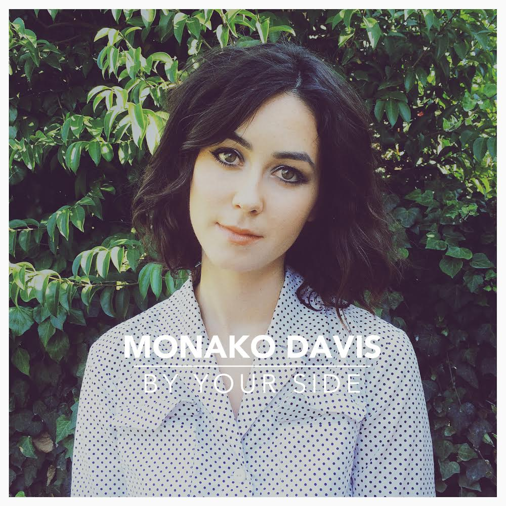 By Your Side (EP) Album Artwork by Monako Davis