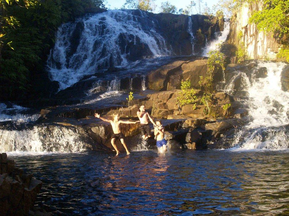 Biddlecombe Cascades