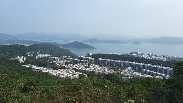 Sunday activity in HK #HIKING  #mUSThaveMBA