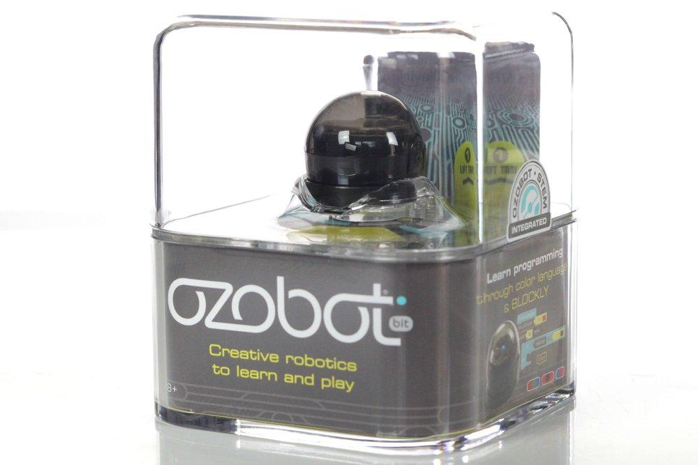 Ozobot 2.0 Bit チタンブラック
