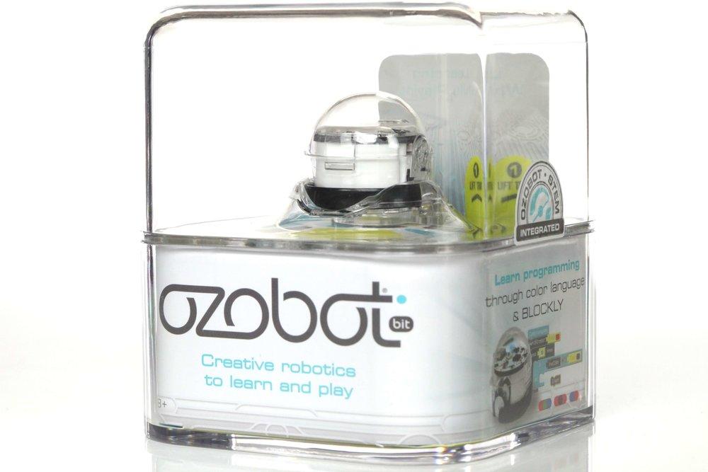 Ozobot 2.0 Bit クリスタルホワイト