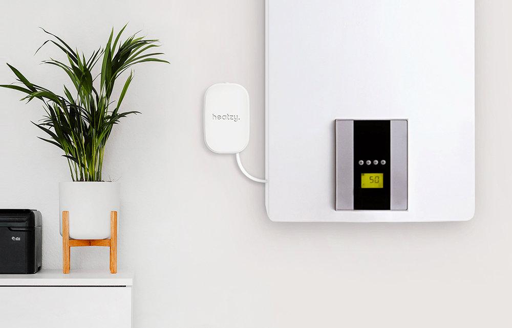FLAM - Connectez votre chauffage central