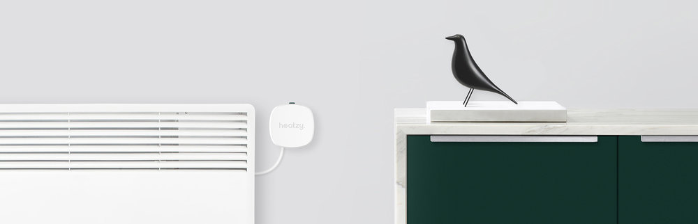 Contrôlez vos radiateurs électriques depuis n'importe où via votre smartphone et créez des plages horaires de programmation
