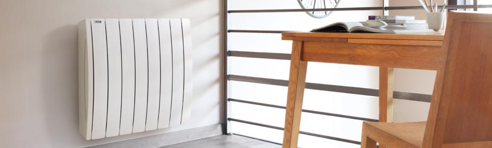 Acova taiger+radiateur connecté
