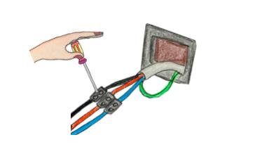 câble installation 2