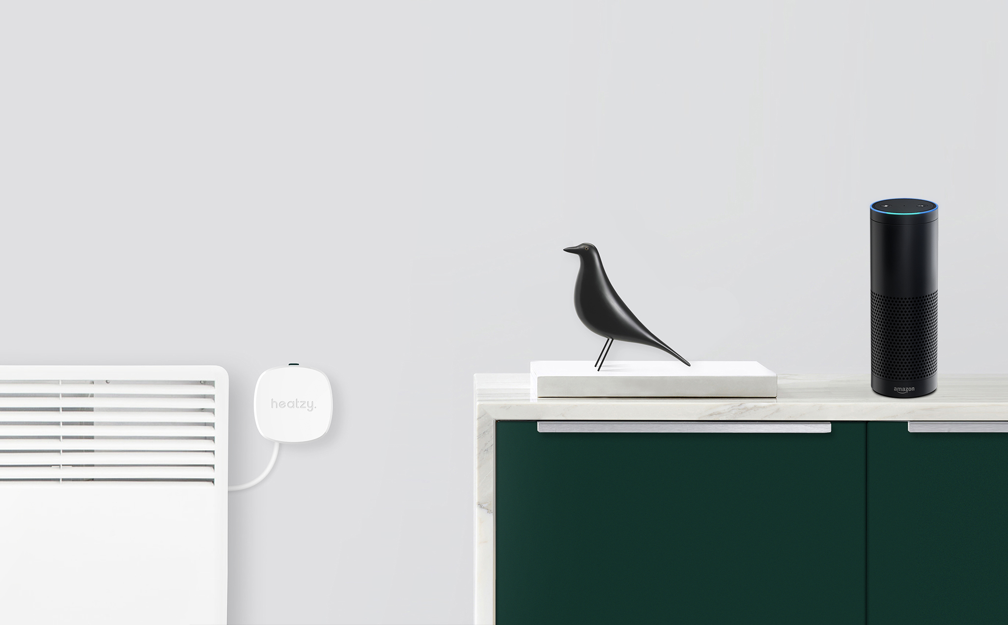 Heatzy compatible Alexa