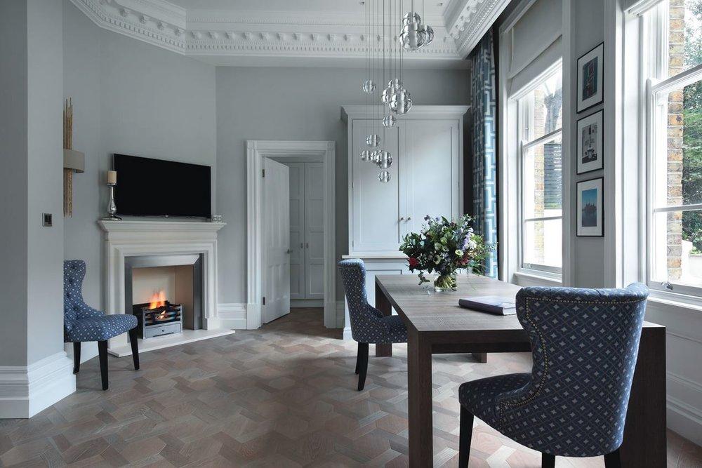 Mansion Weave in grey oak | Image courtesy of Element 7 Flooring