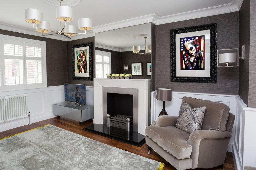 luxury interior design: birmingham, derby, nottingham and leicester