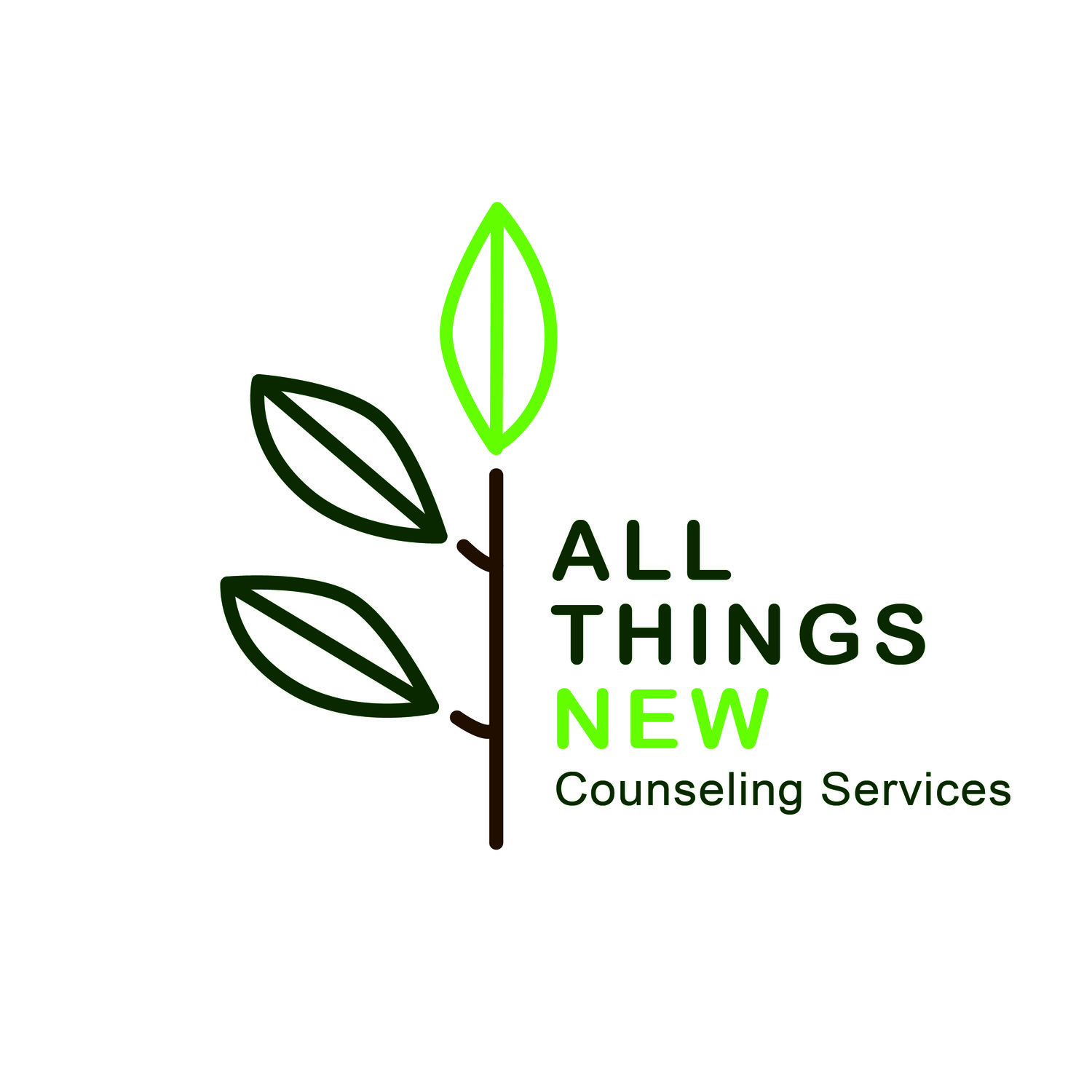 All Things New Counseling Services