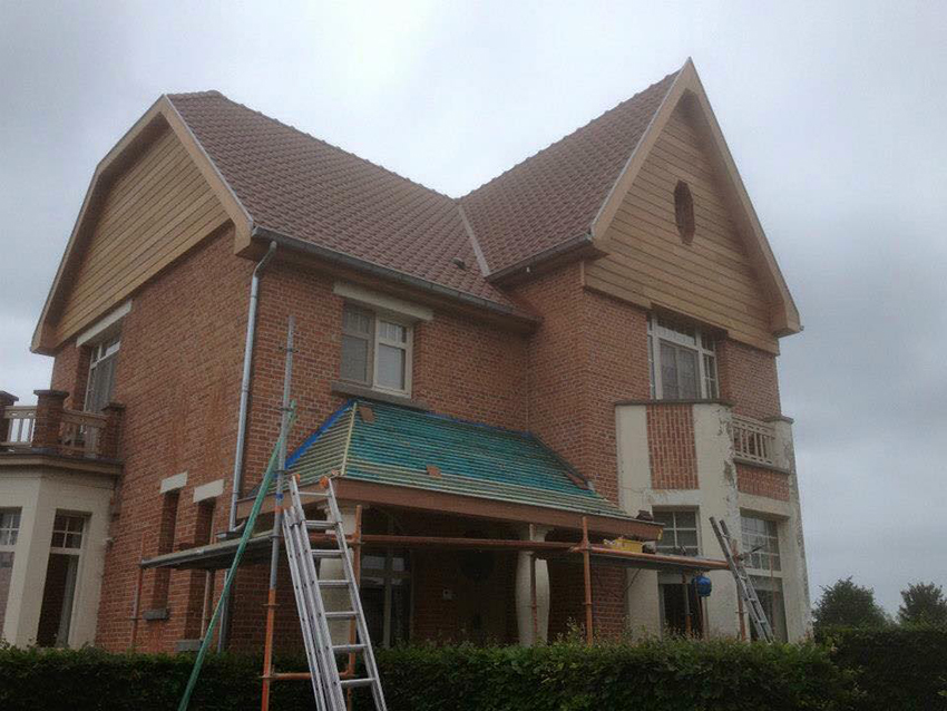 dakwerken Kortrijk