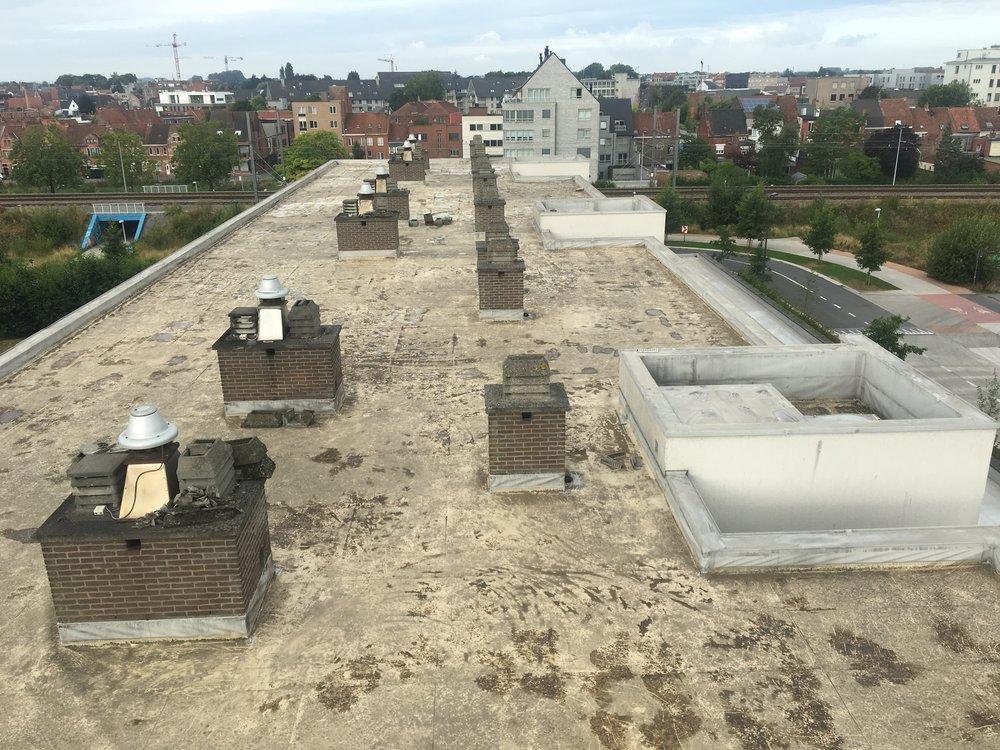 Dakwerken plat dak Roeselare.jpg