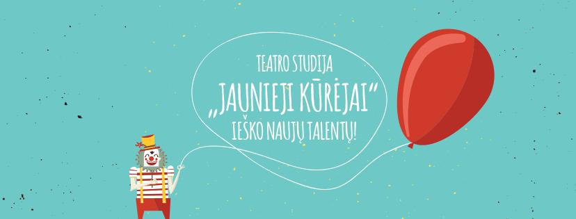 KJT Teatro studija/ jaunieji kūrėjai
