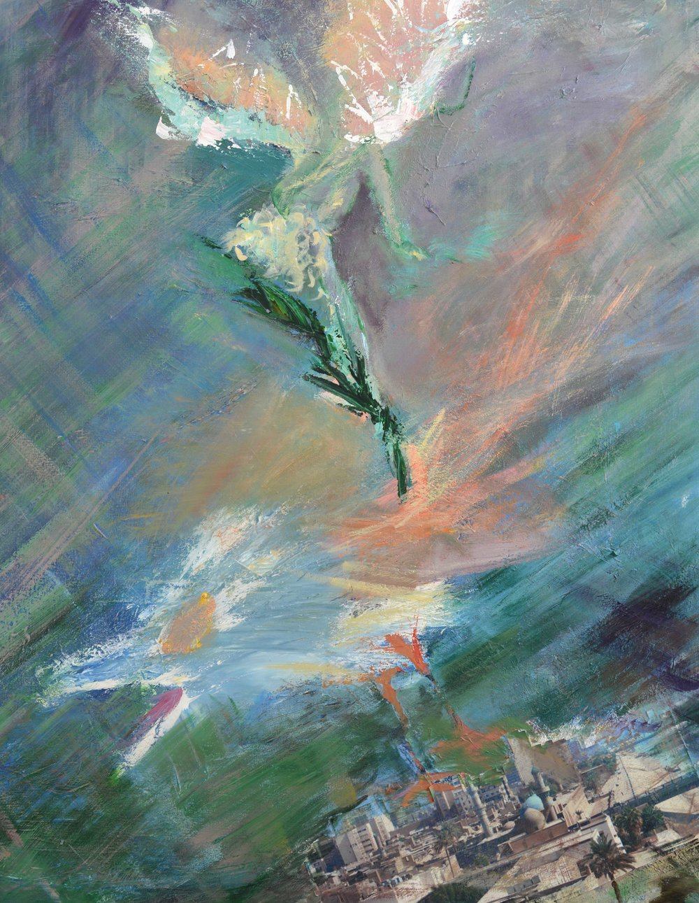 'Bird Over Baghdad', 2013
