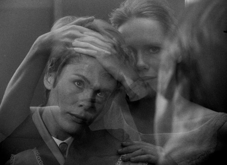 Still from PERSONA, Ingmar Bergman