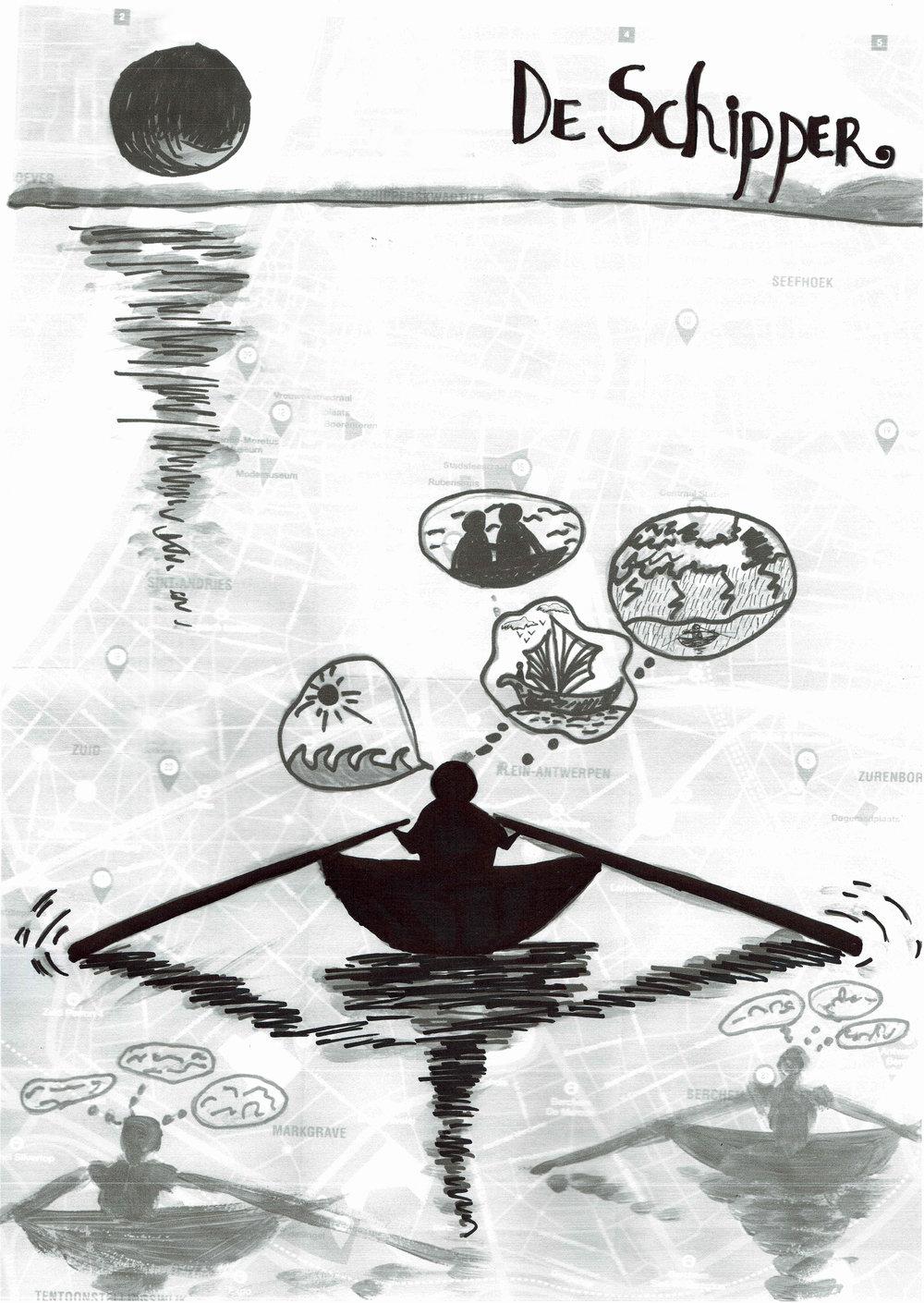 - De SCHIPPER-groep wordt gevormd door 6 jongeren die één of meerdere belangrijke personen hebben verloren. Tweewekelijks komen we samen en trachten we via verschillende activiteiten ruimte te maken om dit verlies in beeld te brengen. Tijdens deze momenten proberen we stil te staan bij hoe wij omgaan met dit verlies, hoe onze omgeving omgaat met het verlies en hoe er meer hartverbindingen kunnen ontstaan met onze omgeving, ondanks onze verliezen. Alle schippers zijn welkom! Marian & HoàStartdatum: 28 februari 2018Uur: Elke 2 weken, op woensdag van 16h-18hLocatie: Het Mercatorhuis, Mercatorstraat 206, 9100 Sint-NiklaasKostprijs: 250 € voor 7 bijeenkomstenMarian Van Brussel Marian.van.brussel@gmail.com 0495 22 01 34Hoà LeysenLeysenhoa@gmail.com 0489 42 77 31