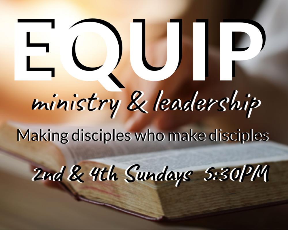RLC - Equip Ministry Training