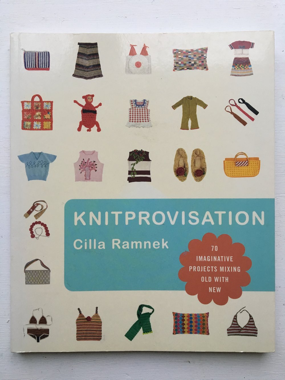 Knitprovisation - ST MARTIN'S GRIFFIN