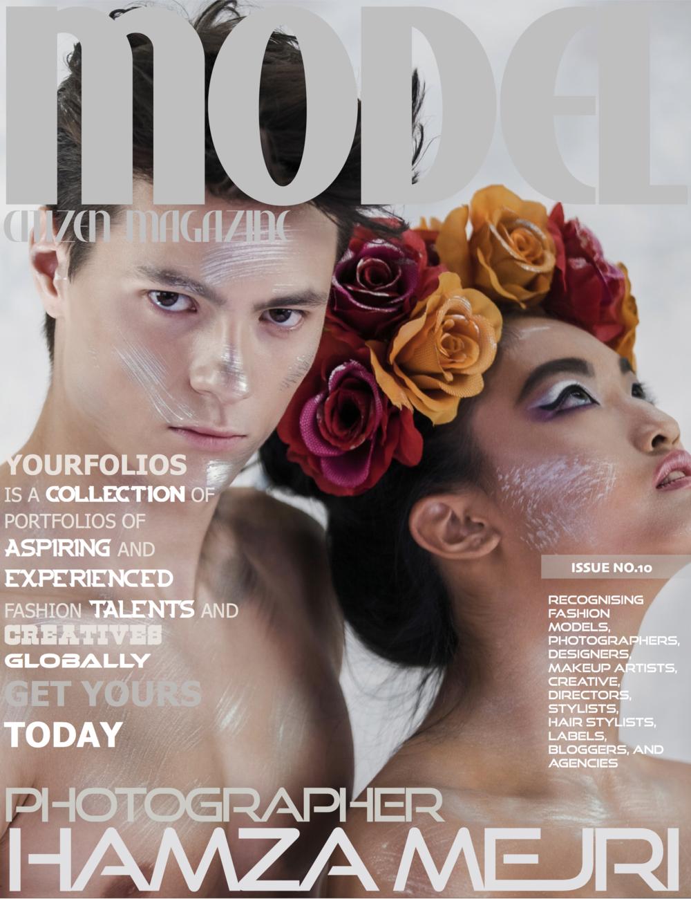 Hamza Mejri, Model Citizen Magazine