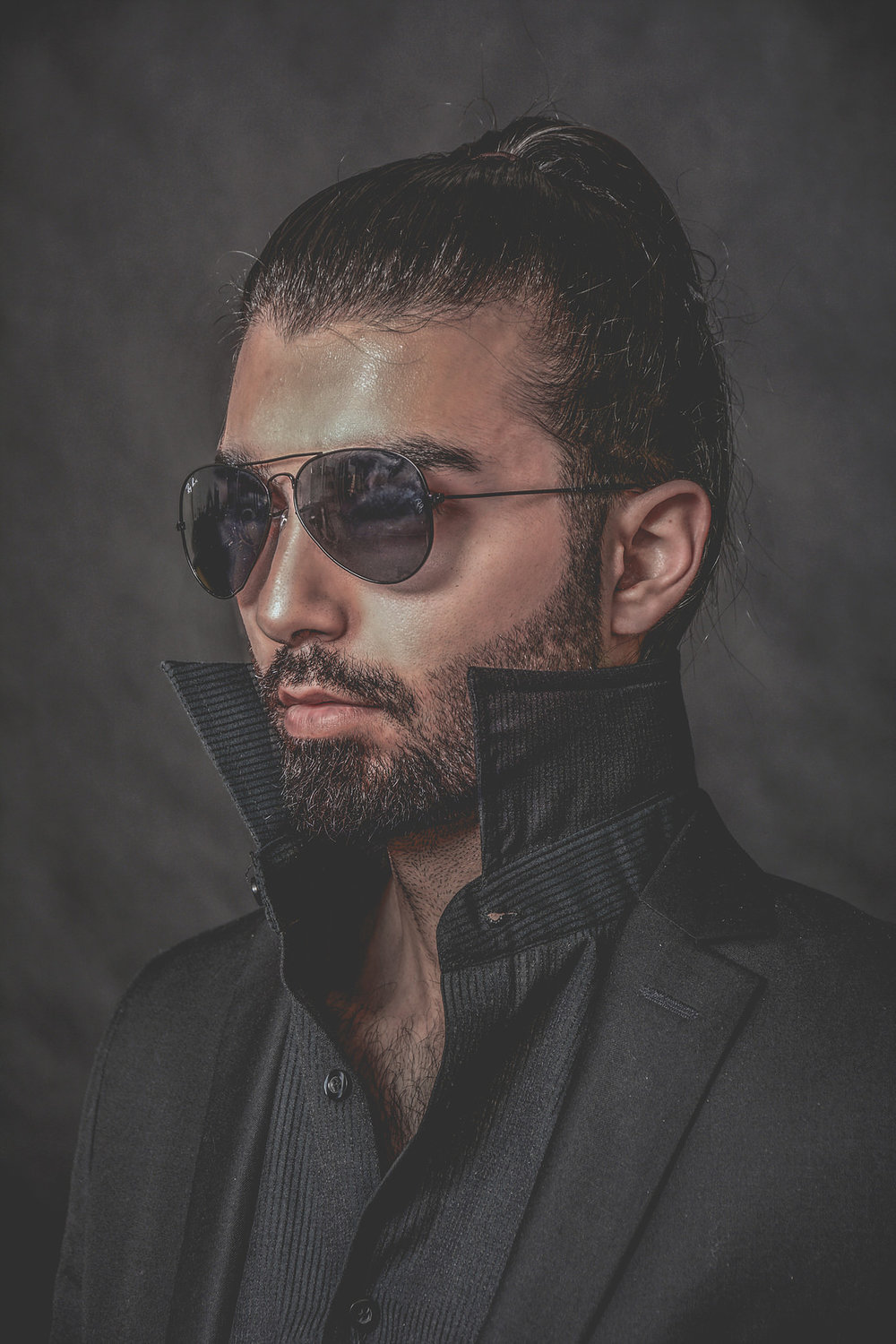 Amine Sarieddine, Model Citizen Magazine, Model Citizen App, Model Citizen Media, Urfolios