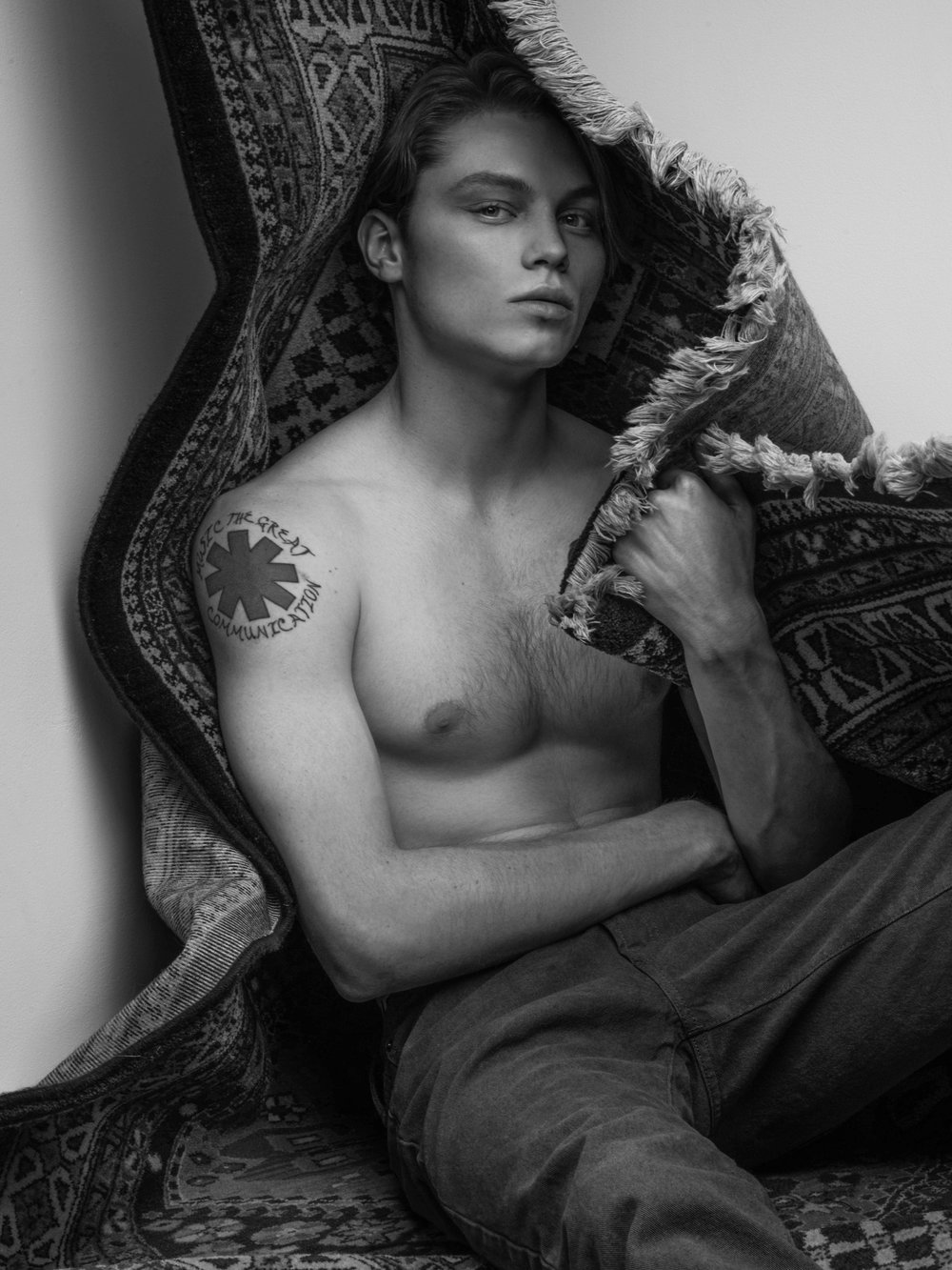 Benjamin Helfert, Model Citizen Magazine
