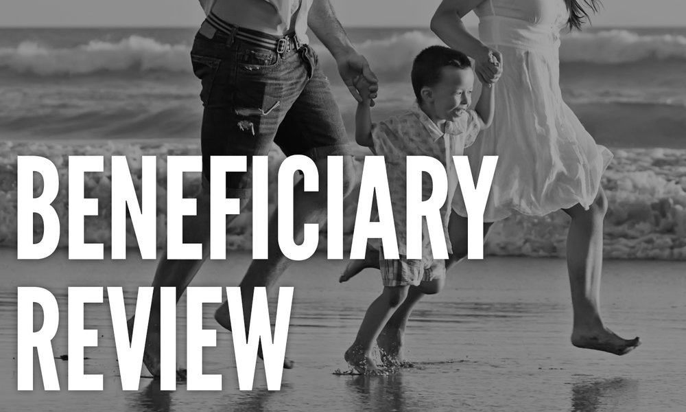 Beneficiary Review Inactive