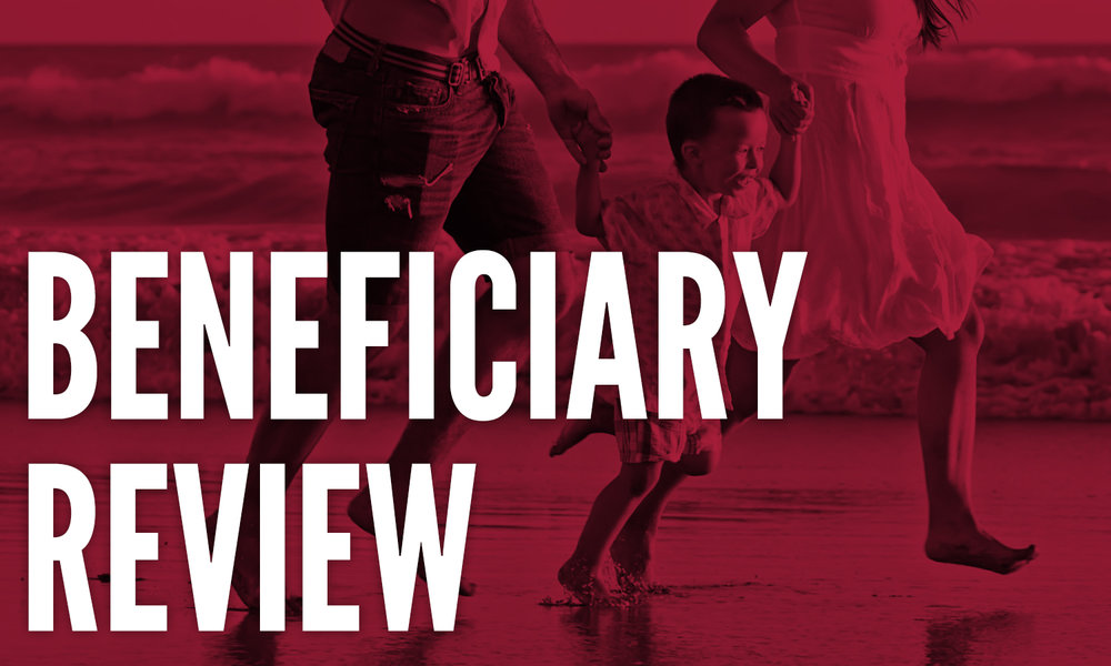 Beneficiary Review Active