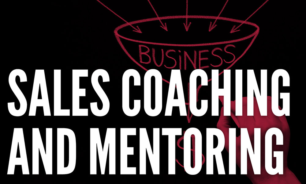 Sales Coaching and Mentoring Active