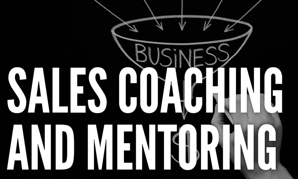 Sales Coaching and Mentoring Inactive