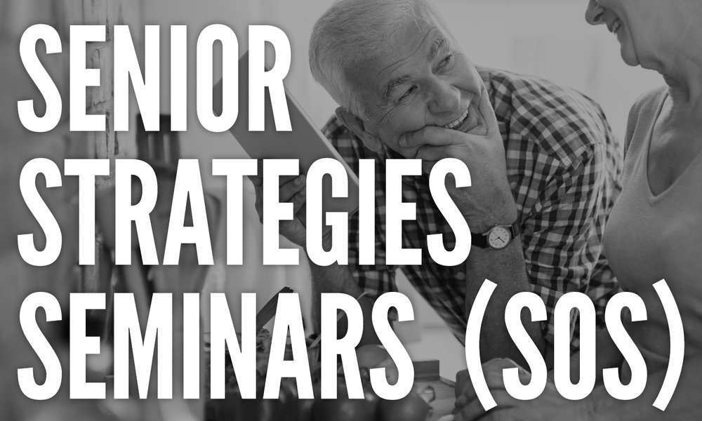 Senior Strategies Seminars Inactive