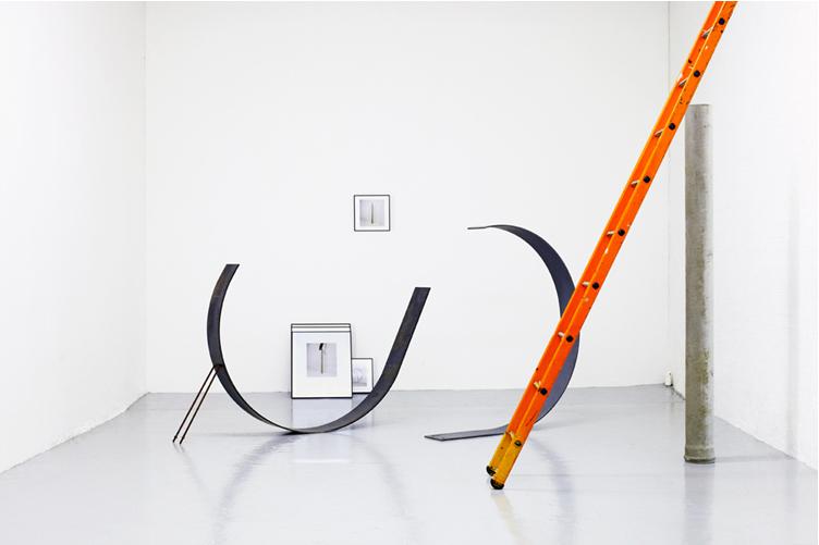 B) Configuration No.01, WSH Son Gallery, London 2012