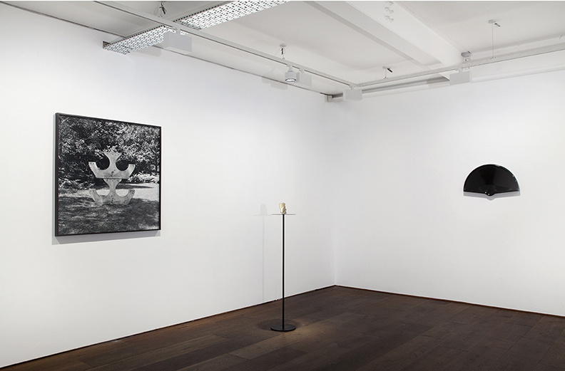 T) This Way Up Installation View, This Way Up Flowers Gallery, London 2015