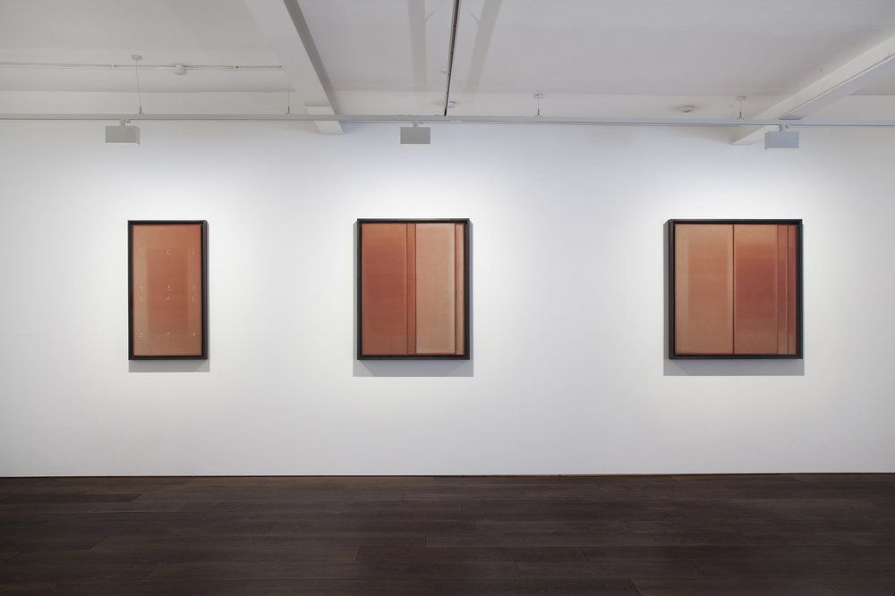 N) This Way Up Installation View, This Way Up Flowers Gallery, London 2015