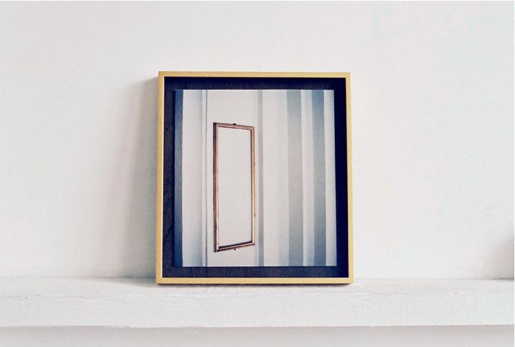Rosso Teatro Framed Handprinted C-Type Print Spoleto, Italy 2012