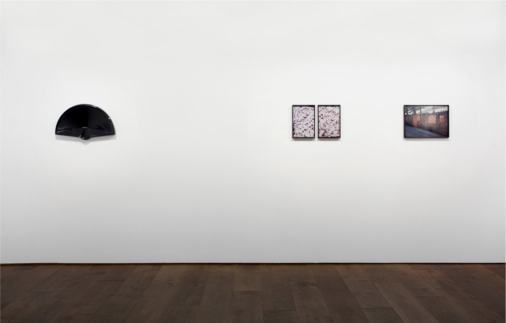S) This Way Up Installation View, This Way Up Flowers Gallery, London 2015