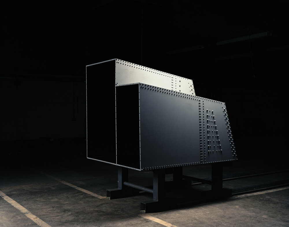 V) Machine Study No.11 C-type Print 2008