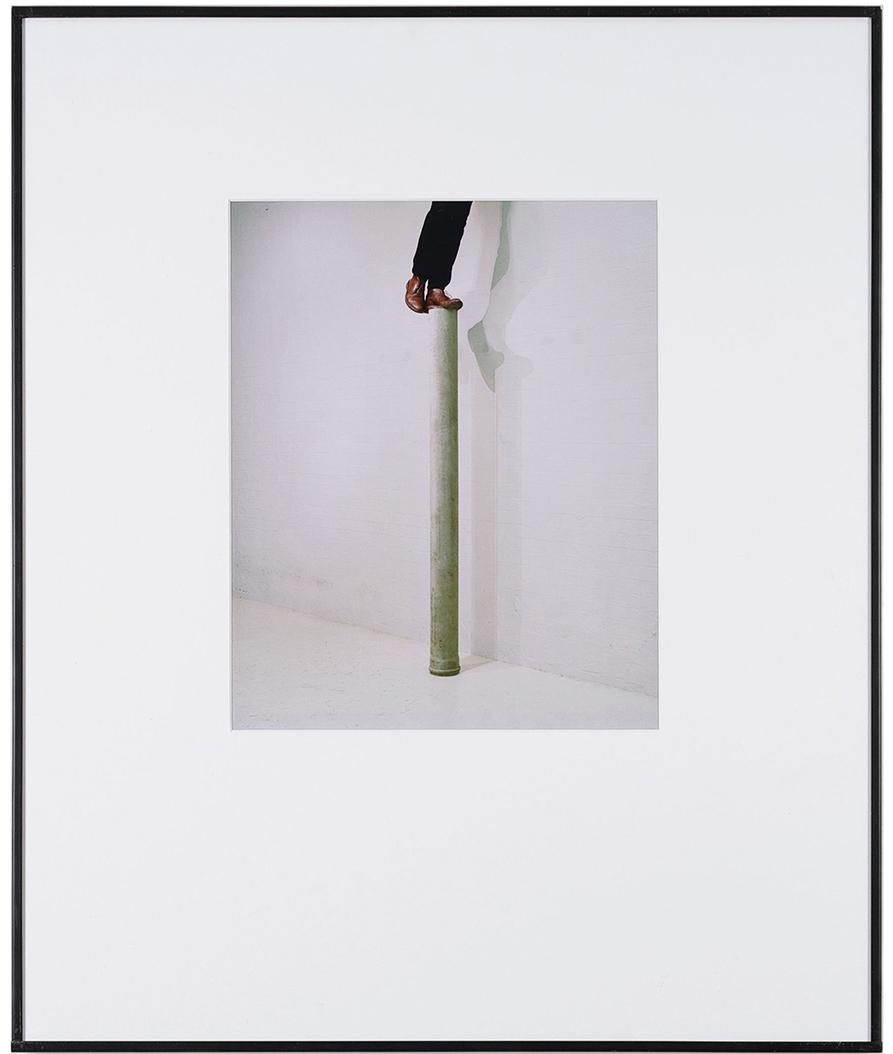 In Preparation No.09   Framed C-Type Print. 2012
