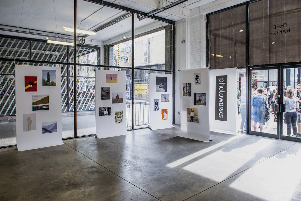 COLLABORATE    Curated  by Photoworks  28 June - 1 July, Truman Brewery, London  https://photoworks.org.uk/project-news/photoworks-presents-collaborate-at-free-range/