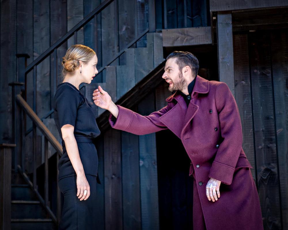 RICHARD III at Shakespeare's Rose Theatre, York