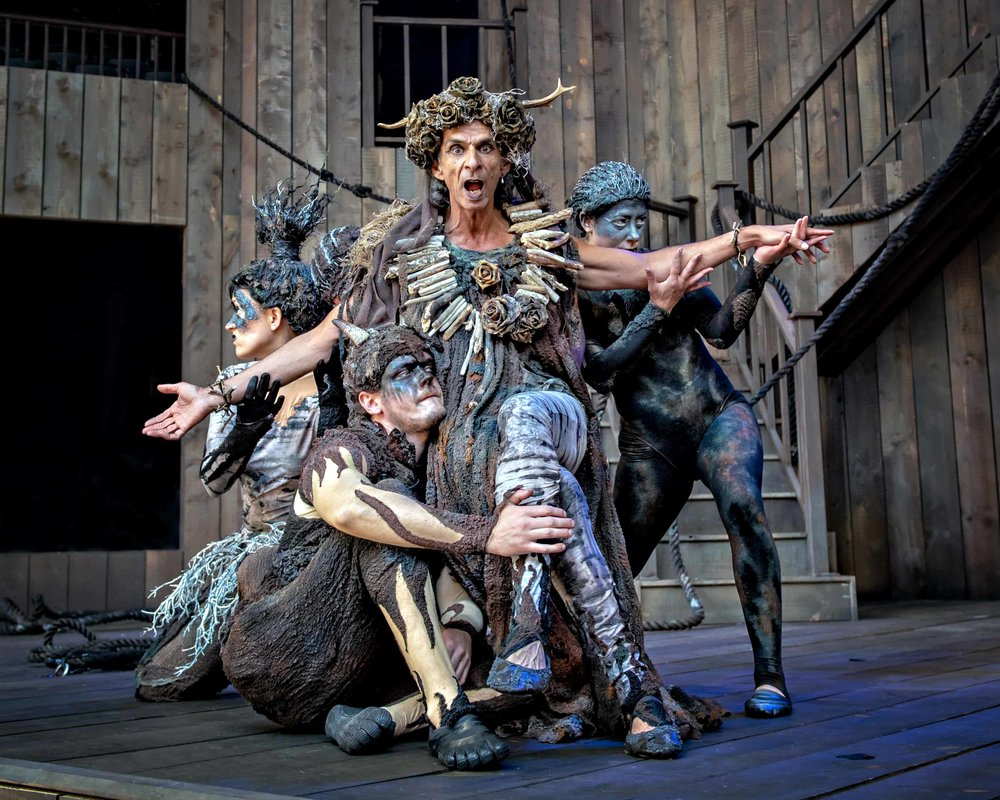 A MIDSUMMER NIGHT'S DREAM at Shakespeare's Rose Theatre, York