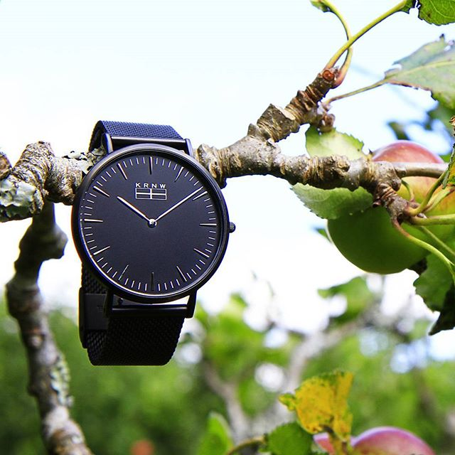 Although our Kensa watches don't actually grow on trees, they do look rather pleasant hanging from one.  #cornwall #kernow #watchesofinstagram #watches #watchoftheday