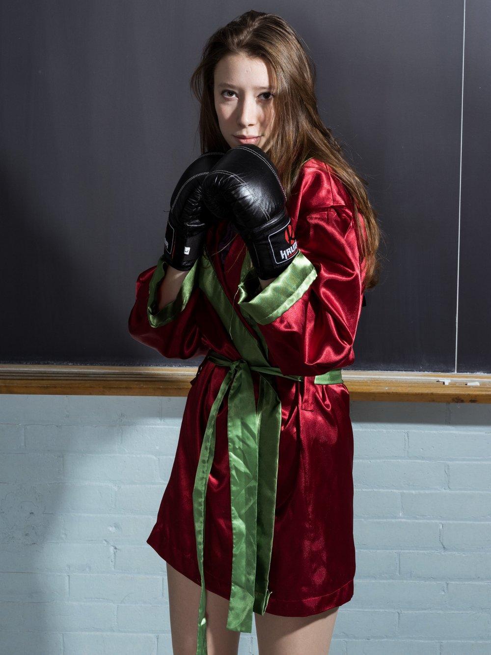Lauren Levorson-Wong