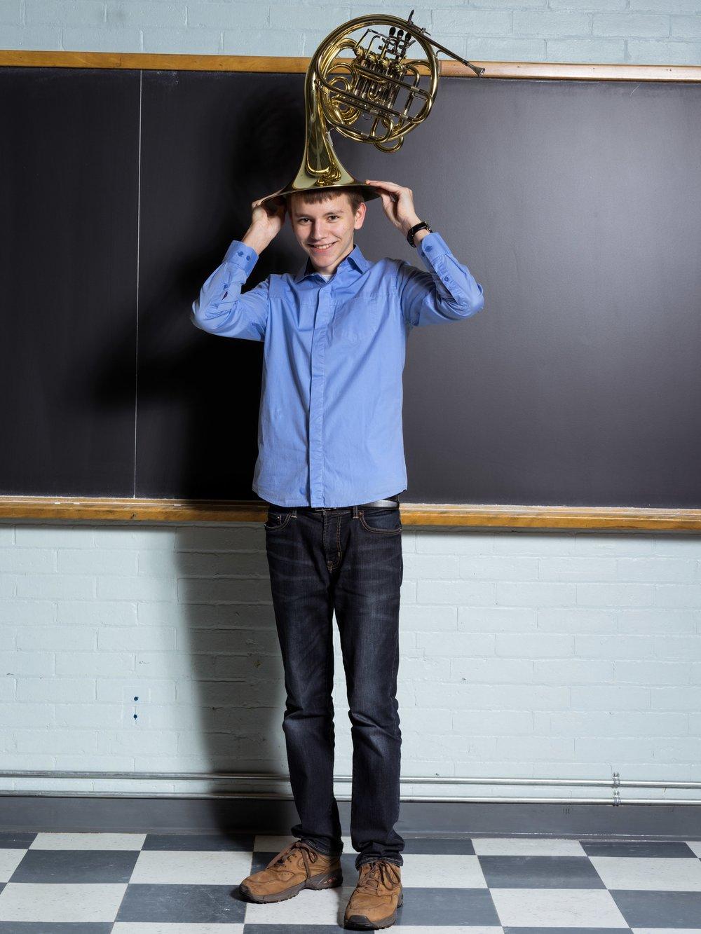 Alex Buck - Horn / Trumpet
