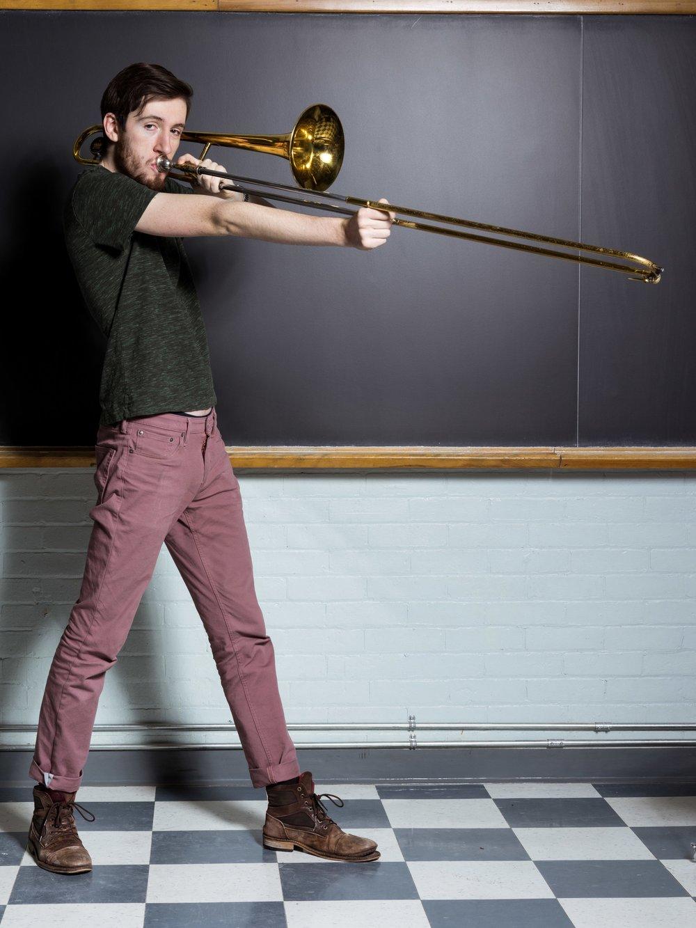 Chris Renaud - Trombone