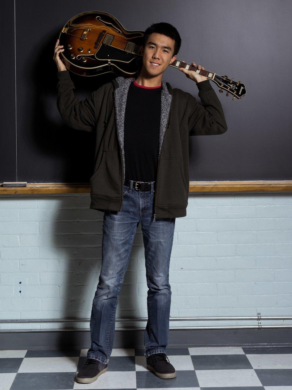 Will Wang - Guitar