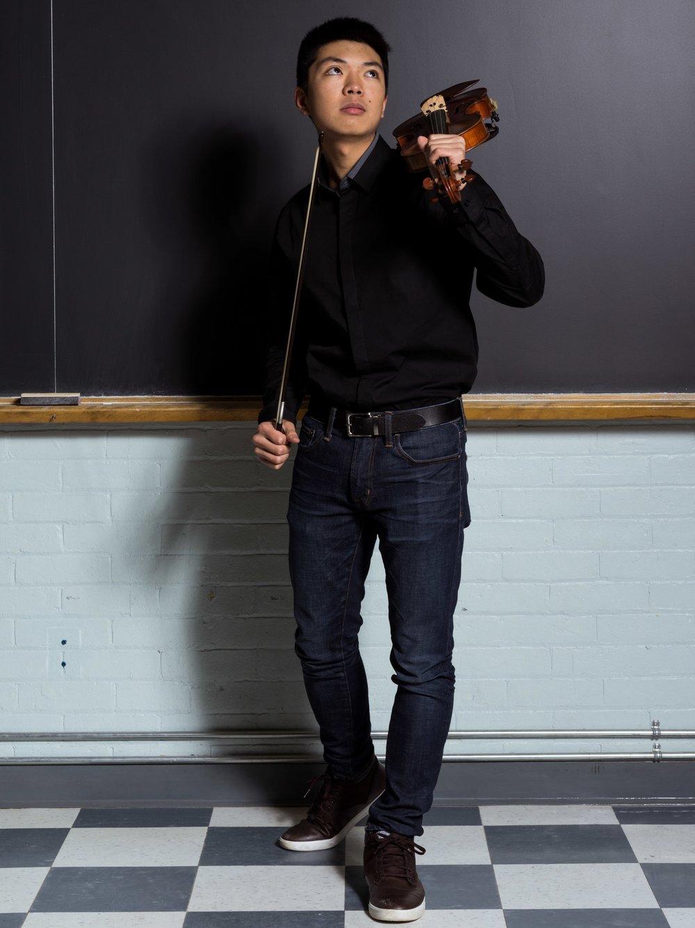 Kelvin Leung - Violin