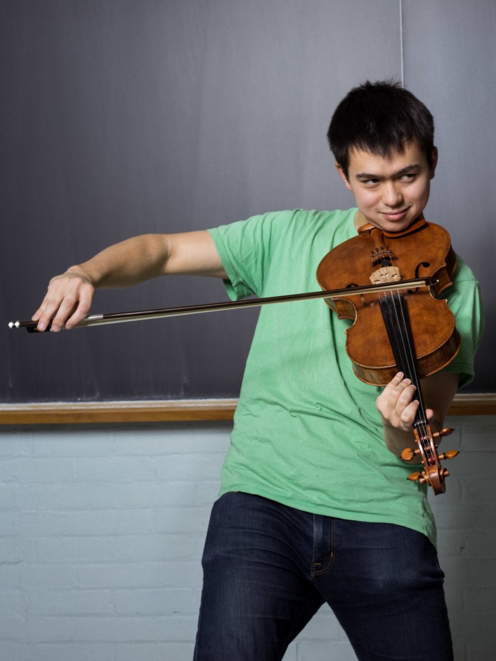 Bennett Leong - Viola