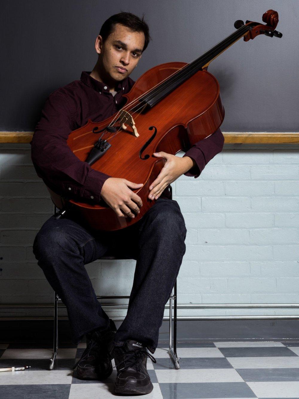 William Huxter - Cello