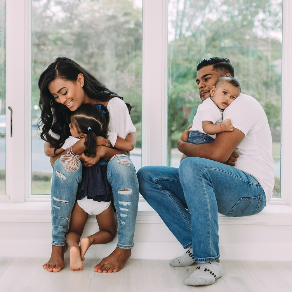 Nicole understands what it's like to be a mom and how to captivate those moments you want to cherish forever with your baby.