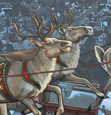 Dasher and Prancer