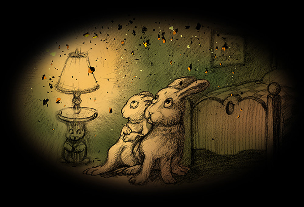 Cowering Rabbits.jpg